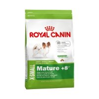 Trockenfutter Royal Canin X-Small Adult 8+
