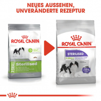 Trockenfutter Royal Canin X-Small Sterilised
