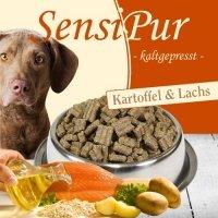 Trockenfutter Schecker SensiPur SensiPur Kartoffel & Lachs