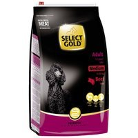 Trockenfutter Select Gold Adult Medium Rind