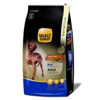 Trockenfutter Select Gold Sensitive Adult Maxi Lamm & Reis