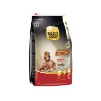 Trockenfutter Select Gold Sensitive Senior Medium Lamm & Reis