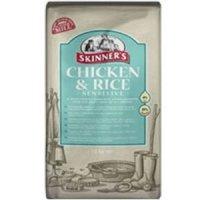 Trockenfutter Skinners Chicken & Rice Sensitive