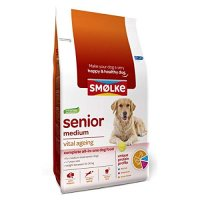 Trockenfutter Smolke Senior Medium