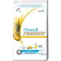 Trockenfutter Trainer Fitness 3 Adult Medium/Maxi Fish & Maize