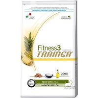 Trockenfutter Trainer Fitness 3 Adult Mini Duck & Rice