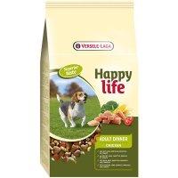 Trockenfutter Versele-Laga Happy Life Adult Chicken Dinner