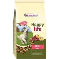 Trockenfutter Versele-Laga Happy Life Adult Lamb