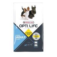Trockenfutter Versele-Laga Opti Life Adult Light Mini