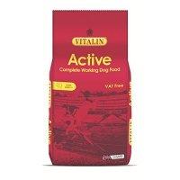 Trockenfutter Vitalin Active