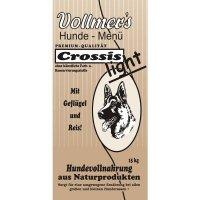 Trockenfutter Vollmers Crossis Light
