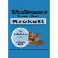 Trockenfutter Vollmers Krokett