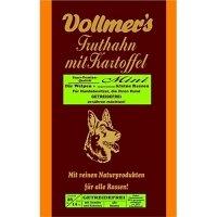 Trockenfutter Vollmers Truthahn mit Kartoffel Mini