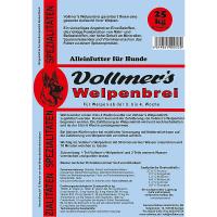 Trockenfutter Vollmers Welpenbrei