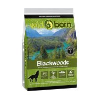 Trockenfutter Wildborn Blackwoods