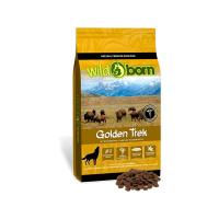 Trockenfutter Wildborn Golden Trek mit Wasserbüffel, Lamm und Süsskartoffel