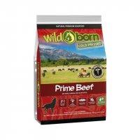 Trockenfutter Wildborn Prime Beef mit Rind, Herring und Kartoffel