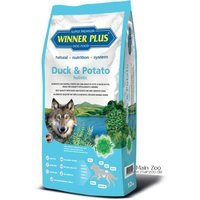Trockenfutter Winner Plus Holistic Duck & Potato