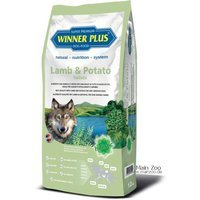 Trockenfutter Winner Plus Holistic Lamb & Potato