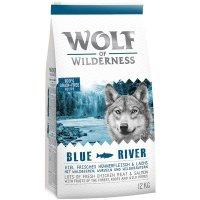 Trockenfutter Wolf of Wilderness Blue River - Lachs