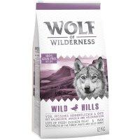 Trockenfutter Wolf of Wilderness Wild Hills - Ente