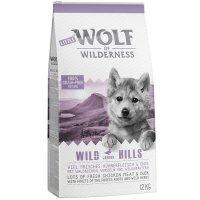 Trockenfutter Wolf of Wilderness Wild Hills Junior