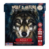 Trockenfutter Wolfs Nature Adult Lachs