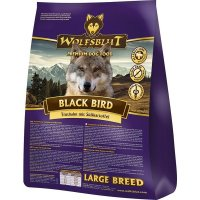 Trockenfutter Wolfsblut Black Bird Large Breed