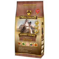 Trockenfutter Wolfsblut Foodies Choice Adult