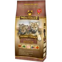 Trockenfutter Wolfsblut Foodies Choice Puppy