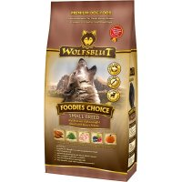Trockenfutter Wolfsblut Foodies Choice Small Breed