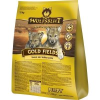 Trockenfutter Wolfsblut Gold Fields Puppy