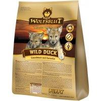Trockenfutter Wolfsblut Wild Duck Puppy