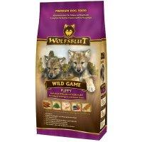 Trockenfutter Wolfsblut Wild Game Puppy