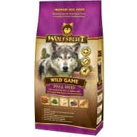 Trockenfutter Wolfsblut Wild Game Small Breed