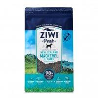 Trockenfutter ZiwiPeak Air Dried Dog Food Mackerel and Lamb