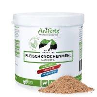 Zusatzfutter AniForte Naturreines Fleischknochenmehl