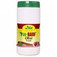 Zusatzfutter cdVet Fit-BARF Obst