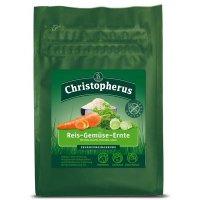 Zusatzfutter Christopherus Reis-Gemüse-Ernte