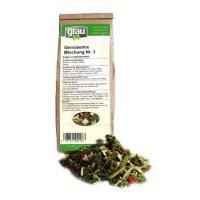 Zusatzfutter Grau Gemüsemix Mischung Nr. 3