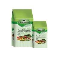 Zusatzfutter LandFleisch LandFlocke mit Wildkräuter & Apfel