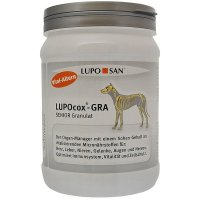 Zusatzfutter LUPOSAN LUPOcox GRA