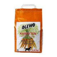 Zusatzfutter Olewo Karotten Peletts