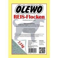 Zusatzfutter Olewo Reis-Flocken