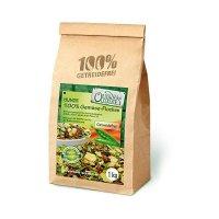 Zusatzfutter Original-Leckerlies 100% Gemüse-Flocken