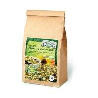 Zusatzfutter Original-Leckerlies Gemüse-Reisflocken