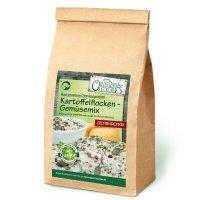 Zusatzfutter Original-Leckerlies Kartoffelflocken-Gemüsemix