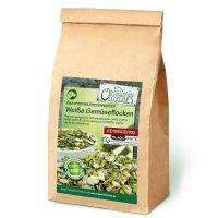 Zusatzfutter Original-Leckerlies Weiße Gemüse-Flocken