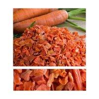 Zusatzfutter Wittis-Tiernahrung Barf Gemüse - Karottenwürfel